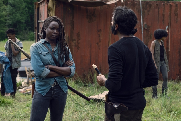 'The Walking Dead' Review: Characters Continue To Grate In 'Stradivarius'