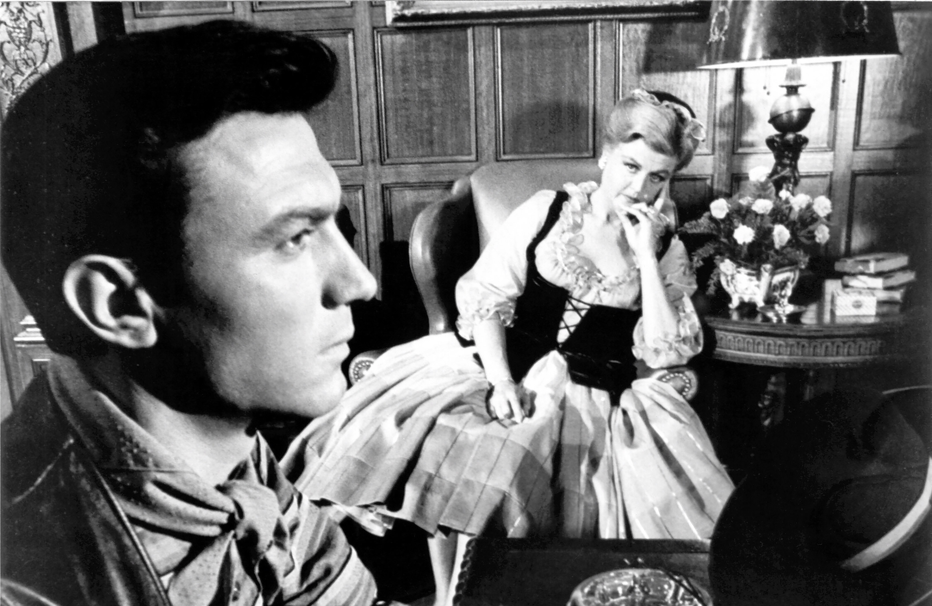 The Manchurian Candidate (1962)Directed by John Frankenheimer Shown from left: Laurence Harvey, Angela Lansbury