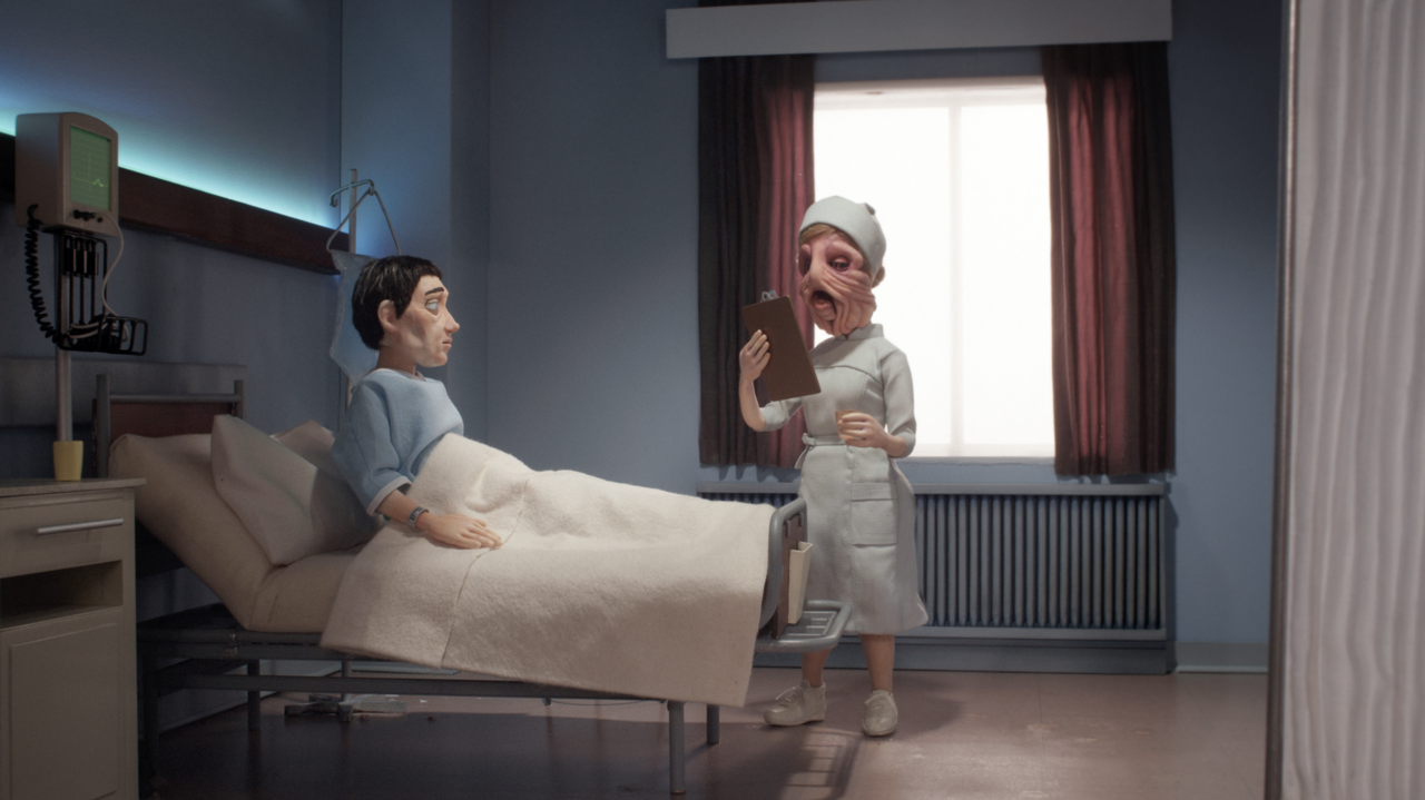 The Shivering Truth Hospital