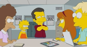 'The Simpsons': Billy Eichner Reveals His Role as a Bossy Fourth Grader
