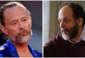 Thom Yorke and Luca Guadagnino