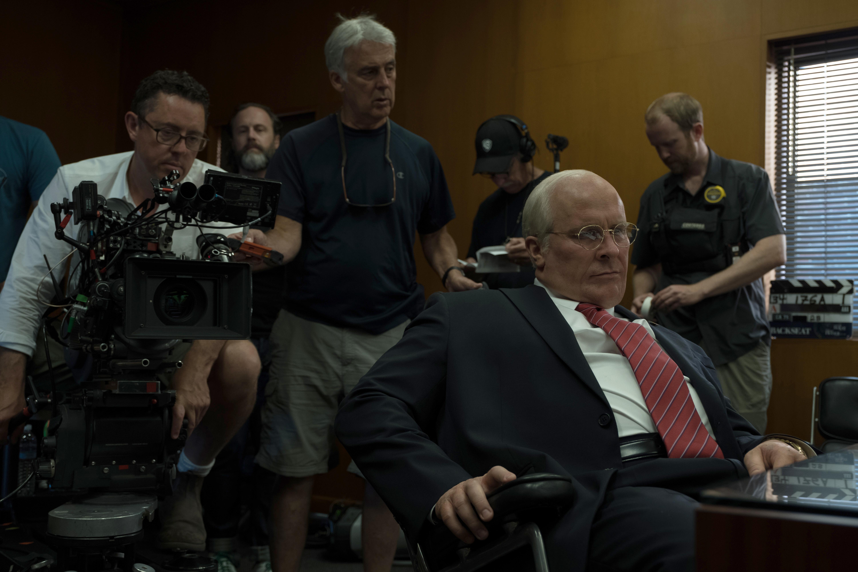 """Vice"" cinematographe Greig Fraser"