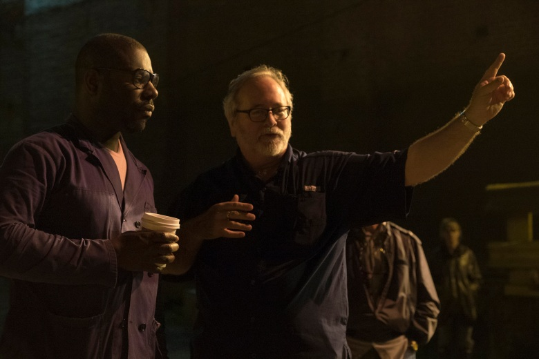 """Widows"" director Steve McQueen and DP Sean Bobbitt"