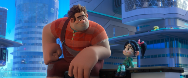 Ralph Breaks The Internet Review A Sequel That Cracks The Disney Mold Indiewire