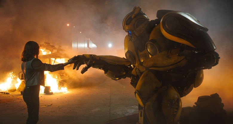 Bumblebee Review Best Transformers Movie Actually Cares About