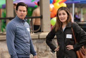 Mark Wahlberg and Rose Byrne in Instant Family from Paramount Pictures. from Paramount media site