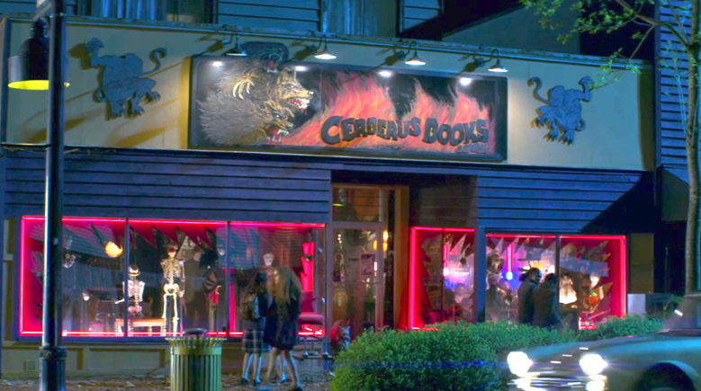 "Cerberus Books, ""Chilling Adventures of Sabrina"""