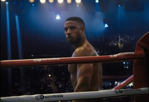 "Michael B. Jordan in ""Creed II"""