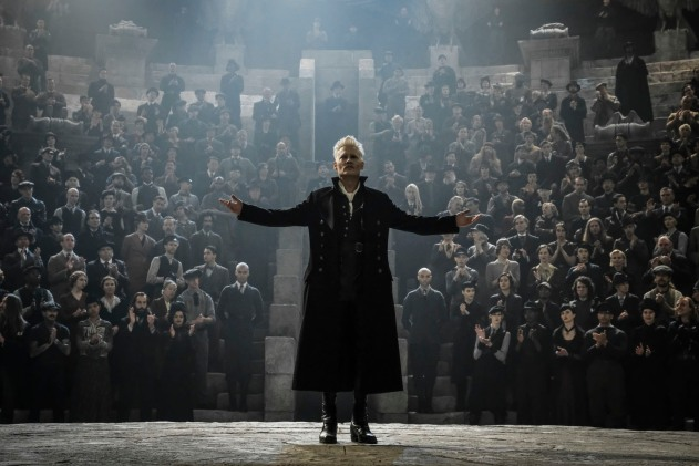 'Fantastic Beasts: The Crimes of Grindelwald' Tops, but 'Widows' Tells a Sad Story