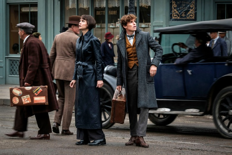 Fantastic Beasts The Crimes Of Grindelwald Review Overstuffed