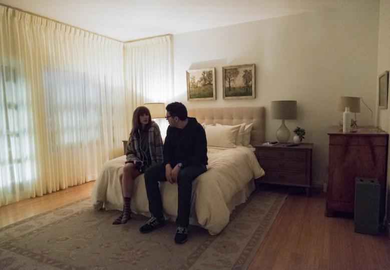 Julia Roberts Sam Esmail Homecoming behind-the-scenes Season 1