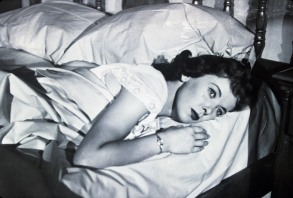 Editorial use onlyMandatory Credit: Photo by SNAP/REX/Shutterstock (390916be)FILM STILLS OF 'BIGAMIST' WITH 1953, BED (IN/ON), IDA LUPINO IN 1953VARIOUS