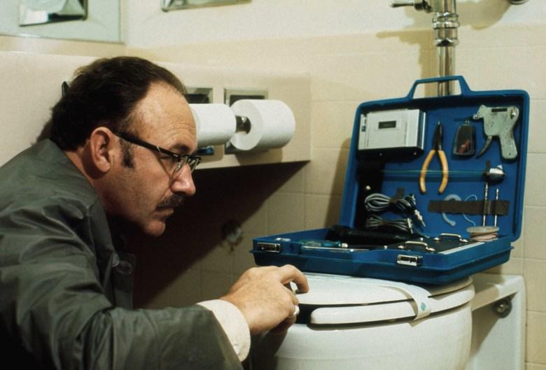 "Gene Hackman in ""The Conversation"" (1974)"