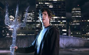 Editorial use only. No book cover usage.Mandatory Credit: Photo by Kobal/REX/Shutterstock (5884947ac)Logan LermanPercy Jackson and The Olympians - The Lightning Thief - 2010Director: Chris ColumbusFox 2000 PicturesCANADA/USAScene StillFamilyPercy Jackson : le voleur de foudre