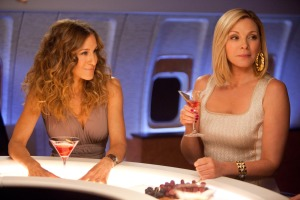 'Sex and the City' Director Details Kim Cattrall Drama, Tension Began Over Parity