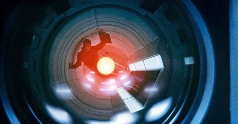 Editorial use only. No book cover usage.Mandatory Credit: Photo by MGM/Stanley Kubrick Productions/Kobal/REX/Shutterstock (5886285ag)Keir Dullea2001 - A Space Odyssey - 1968Director: Stanley KubrickMGM/Stanley Kubrick ProductionsBRITAINScene StillScience FictionScifi2001, l'odyssée de l'espace