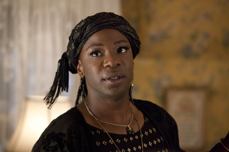 Editorial use only. No book cover usage.Mandatory Credit: Photo by HBO/Kobal/REX/Shutterstock (5886290bi) Nelsan Ellis True Blood - 2008 Hbo USA Television