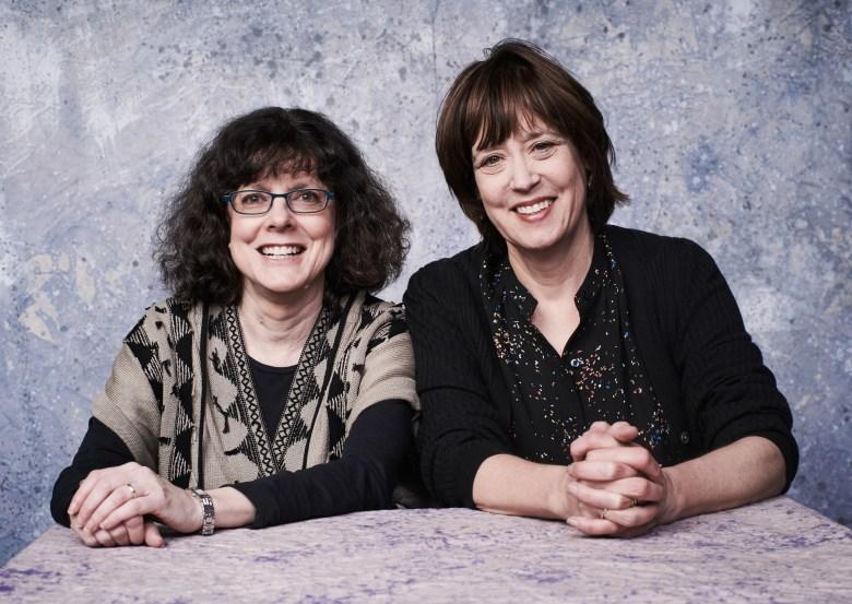 Julie Cohen and Betsy West - 'RBG'Deadline Studio Portraits at Sundance, Day 2, Park City, USA - 20 Jan 2018