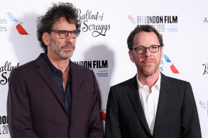 Joel Coen and Ethan Coen'The Ballad of Buster Scruggs' premiere, BFI London Film Festival, UK - 12 Oct 2018