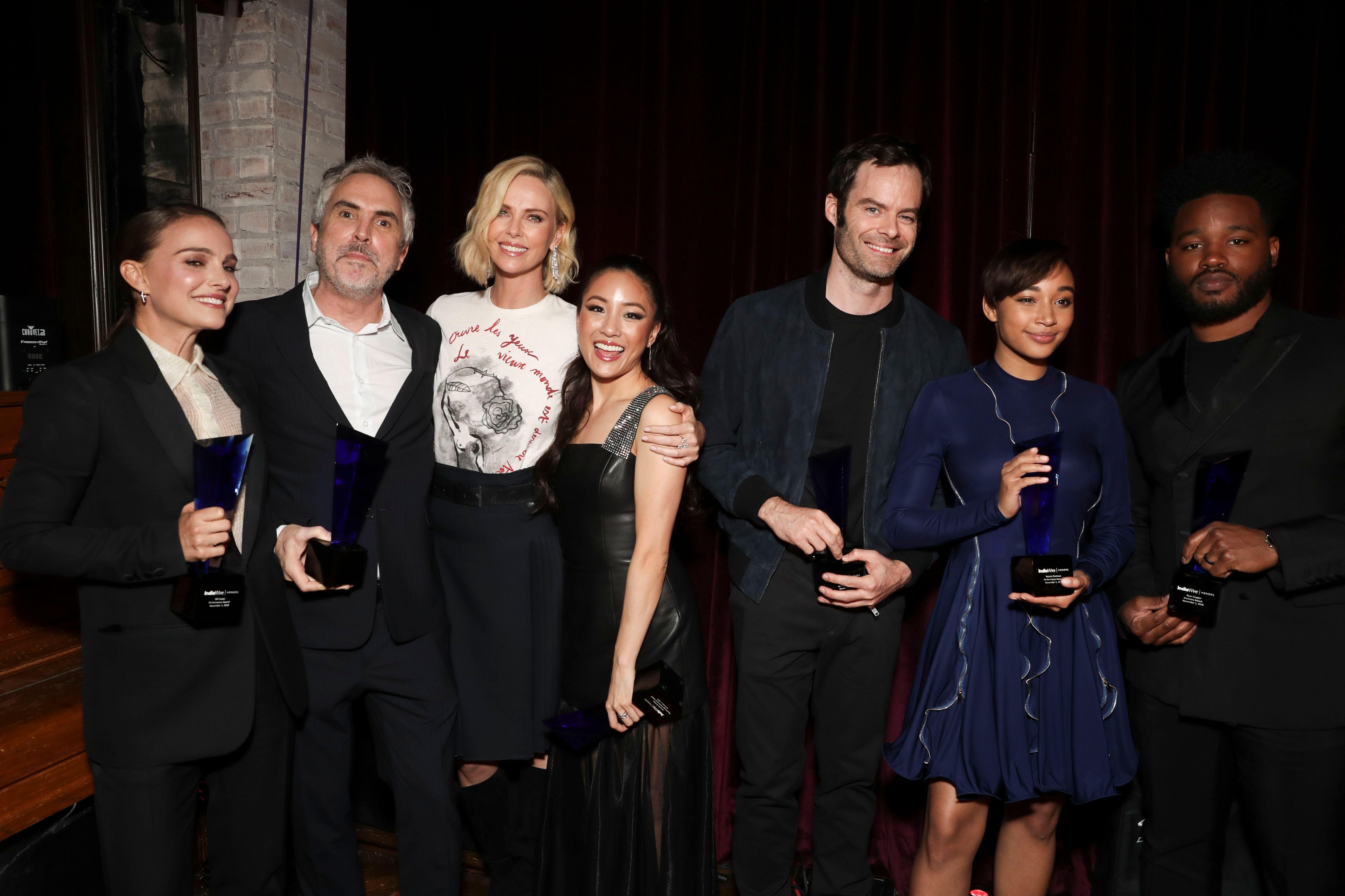 IndieWire Honors: Bill Hader Calls to Save FilmStruck and Cary Fukunaga Quotes 'Boogie Nights' at Awards Ceremony