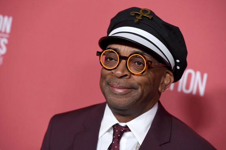 Spike Lee arrives at the Patron of the Artists Awards, at the Wallis Annenberg Center for the Performing Arts in Beverly Hills, Calif2018 Patron of the Artists Awards, Beverly Hills, USA - 08 Nov 2018