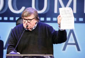 Michael MooreCritics Choice Documentary Awards, Show, New York, USA - 10 Nov 2018