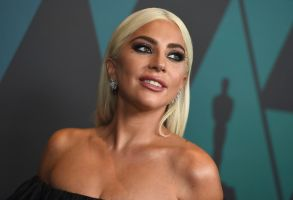 Lady Gaga2018 Governors Awards - Arrivals, Los Angeles, USA - 18 Nov 2018