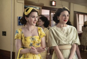 The Marvelous Mrs. Maisel Season 2 Rachel Brosnahan Marin Hinkle