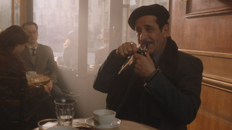 The Marvelous Mrs. Maisel Season 2 Tony Shaloub