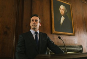 Jon Hamm in The Report