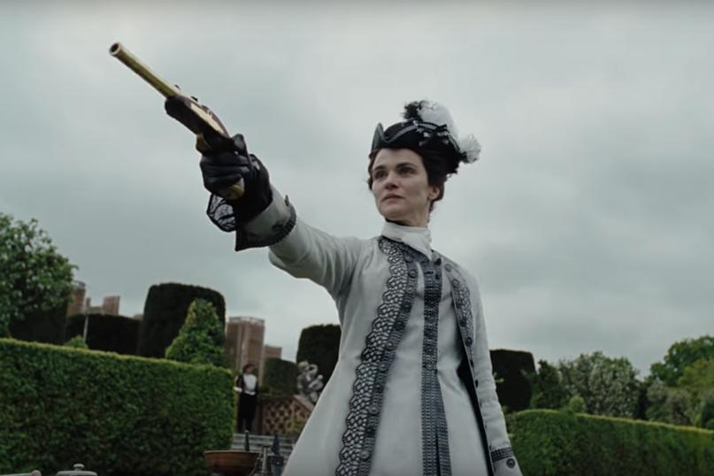 Image result for rachel weisz the favourite