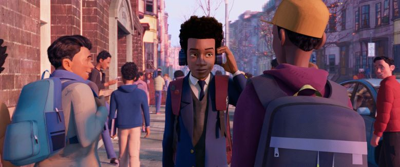 b9d06c147c8e02  Spider-Man  Into the Spider-Verse  Could Be First  200 Million Sony  Animation Hit