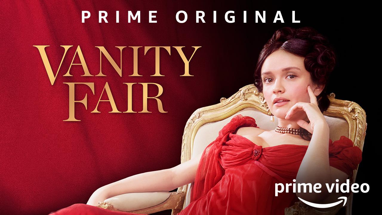 Amazon Vanity Fair Poster