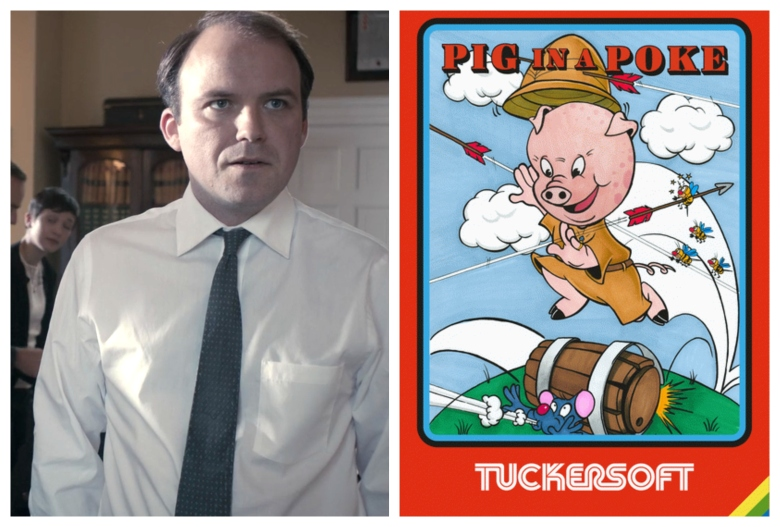 "Rory Kinnear, ""Black Mirror"""