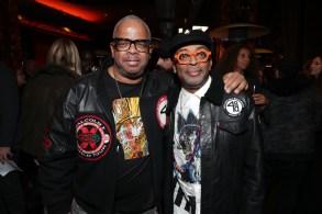 Composer Terence Blanchard and Director Spike LeeFocus Features 'BlacKkKlansman' reception celebration, Los Angeles, USA - 08 December 2018
