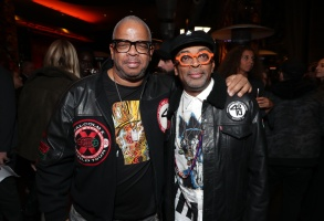 Composer Terence Blanchard and Director Spike LeeFocus Features 'BlacKkKlansman' reception celebration, Los Angeles, USA - 08 December 2018