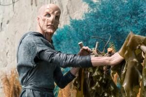 'Star Trek: Discovery': Doug Jones Gets a Saru Backstory — With Michelle Yeoh