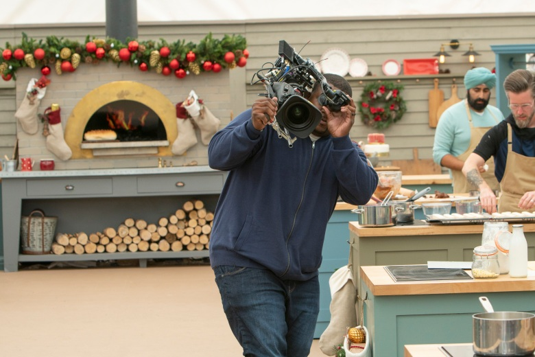 "THE GREAT AMERICAN BAKING SHOW - ""Cookie and Bread Week"" - On your marks, get set, bake! This week, the bakers return to the tent to test their skills at making decadent and delicious cookies and breads on ""The Great American Baking Show: Holiday Edition,"" THURSDAY, DEC. 13 (9:00-11:00 p.m. EST), on The ABC Television Network. (ABC/Mark Bourdillion)ANTHONY ÒSPICEÓ ADAMS"