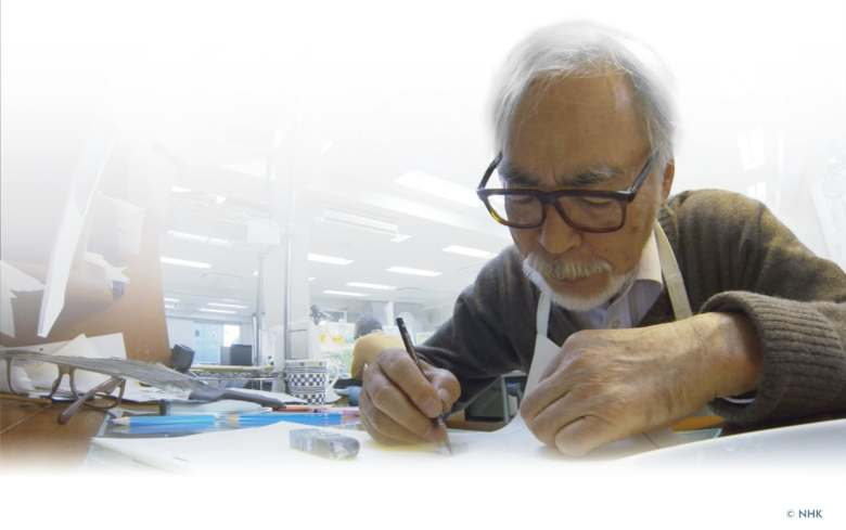 Never-Ending Man: Hayao Miyazaki Review: The Wind Rises