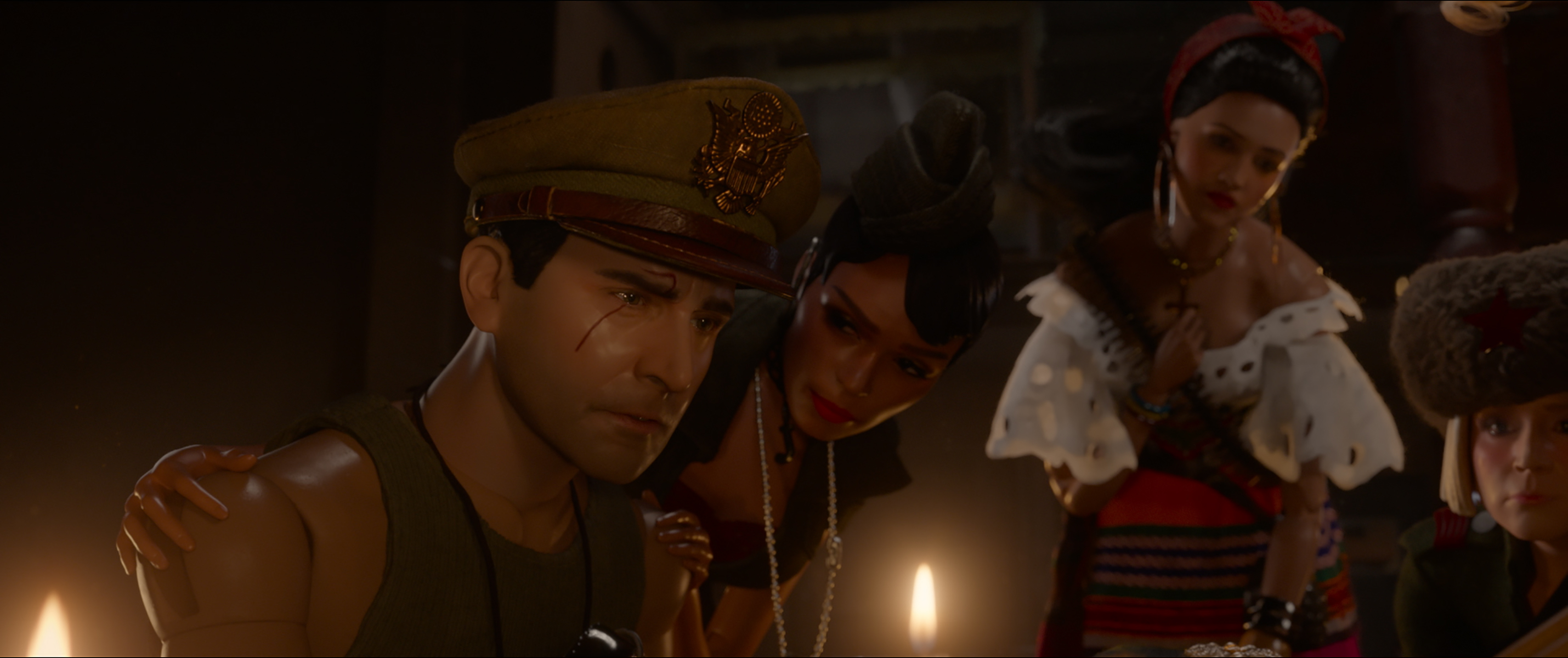 Welcome To Marwen Review Robert Zemeckis Turns Art Into Product Indiewire