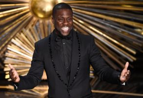 Kevin Hart speaks at the Oscars at the Dolby Theatre in Los Angeles. Hart is literally laughing all the way to the bank. The funnyman tops the Forbes magazine list of the highest paid comedians with earnings of $87.5 million. The magazine compiled the estimated income from June 2015 and June 2016Forbes Highest Paid Comedians, Los Angeles, USA