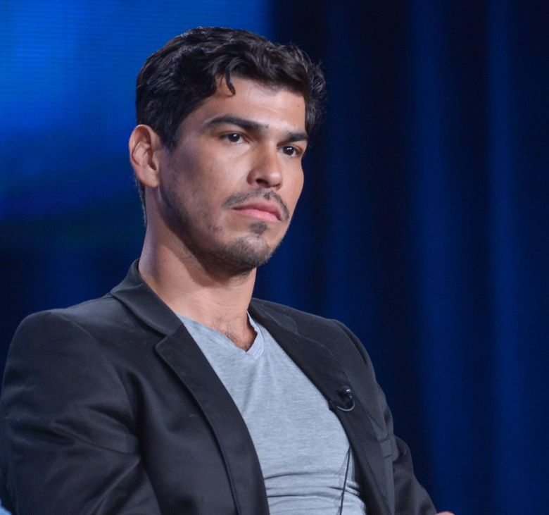 Raul Castillo on stage during the Looking panel discussion at the HBO portion of the 2014 Winter Television Critics Association tour at the Langham Hotel on in Pasadena, CalifHBO 2014 Winter TCA, Pasadena, USA - 9 Jan 2014