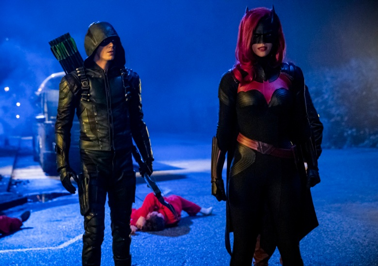 Batwoman Arrow