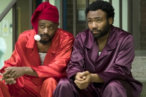 "Lakeith Stanfield and Donald Glover, ""Atlanta"""
