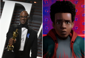 Barry Jenkins Into the Spider-Verse