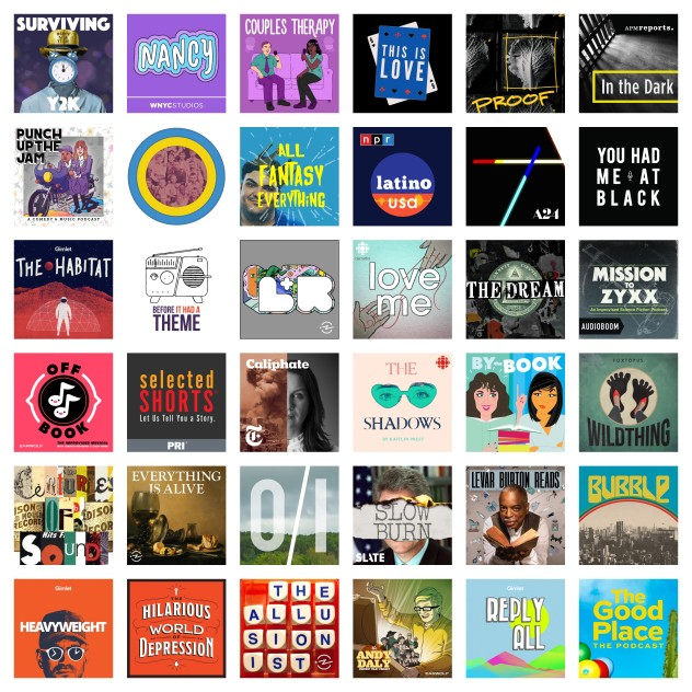 The 50 Best Podcast Episodes of 2018