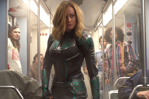 'Captain Marvel' Sequel Officially In the Works With Creative Team Shake-Up