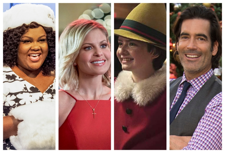 Christmas At Pemberley Manor Cast.Holiday Tv Rush Hallmark Sabrina Nailed It And More