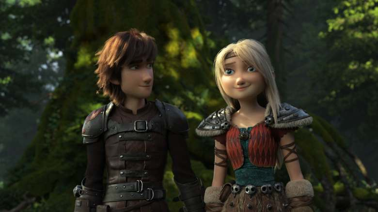 Image result for how to train your dragon the hidden world movie pics