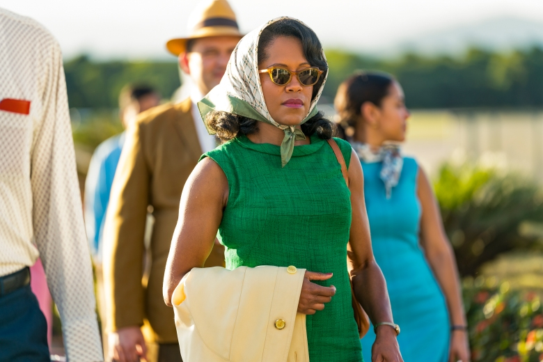 Regina King stars as Sharon in Barry Jenkins' IF BEALE STREET COULD TALK, an Annapurna Pictures release.